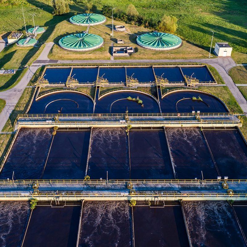 Waste Water & Sewage Treatement
